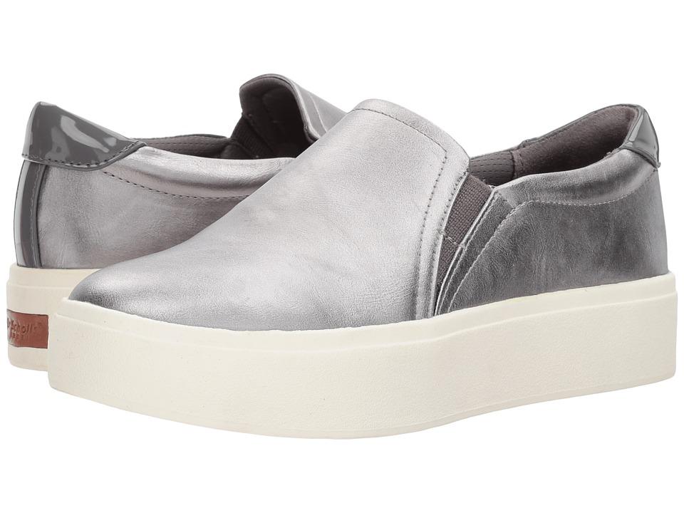 Dr. Scholl's - Kinney (Pewter Metallic) Women's Shoes