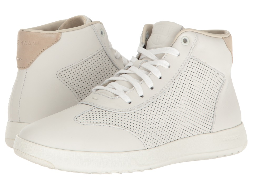 Cole Haan - Grandpro Hi (White) Women's Shoes