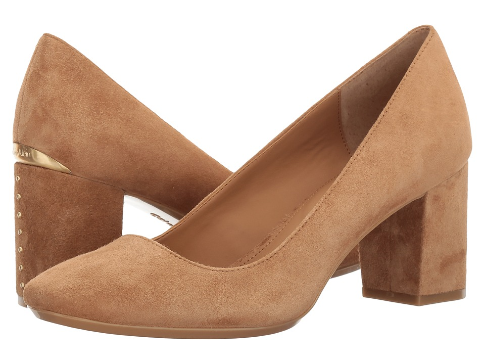Calvin Klein - Cirice (New Caramel) Women's Shoes