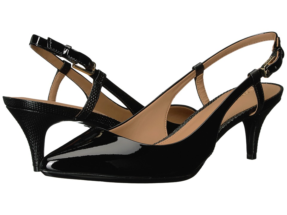 Calvin Klein - Patsi (Black) High Heels