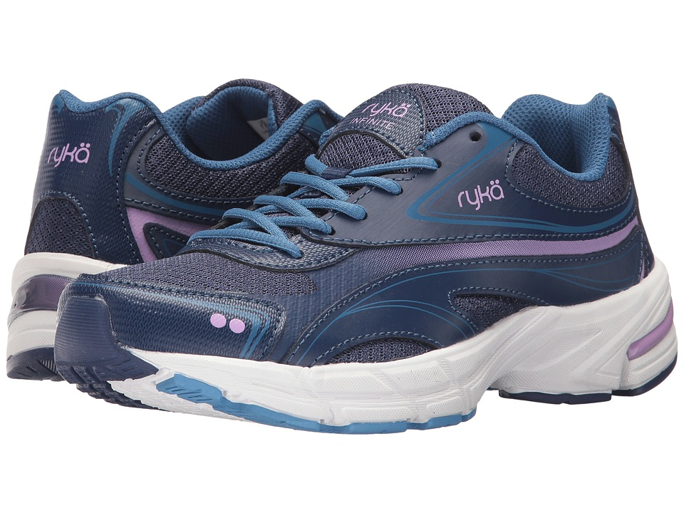 Ryka - Infinite (Medieval Blue/Bold Lilac) Women's Shoes