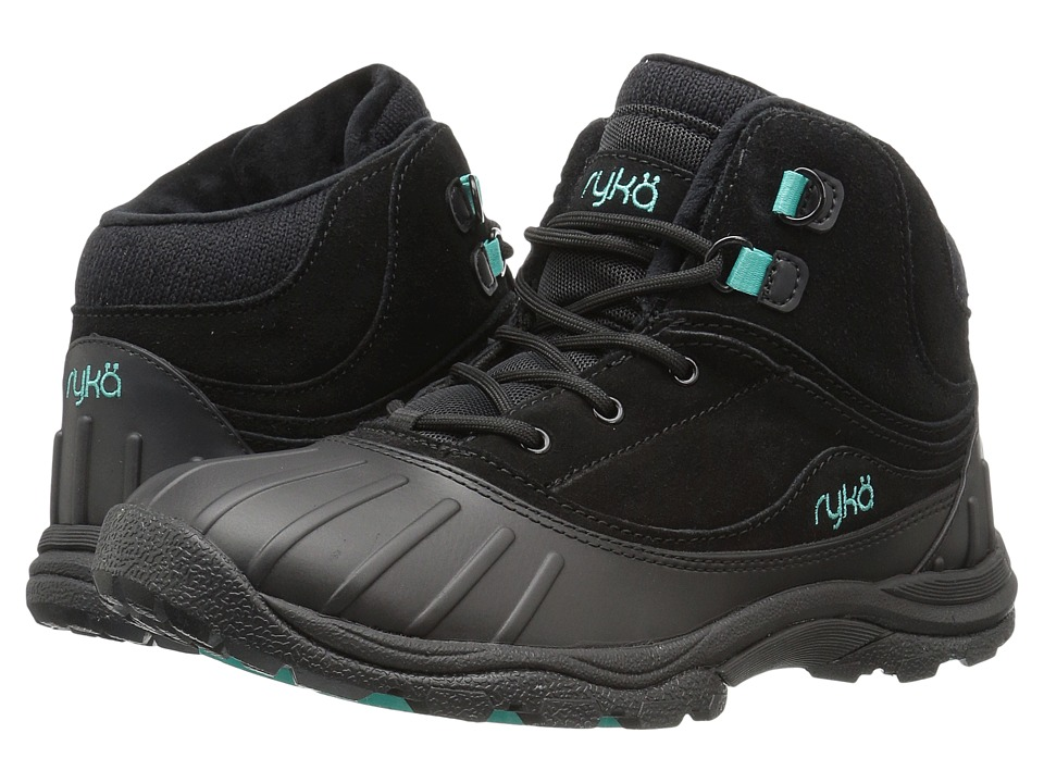 Ryka - Mallory (Black/Teal Blast) Women's Shoes