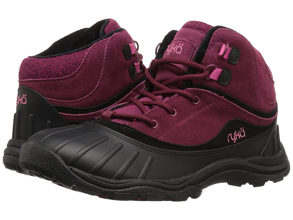 Ryka Mallory (Rhododendron/Black/Hot Pink) Women