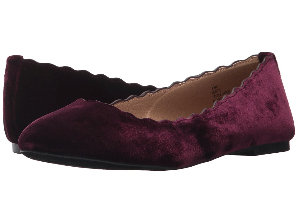 Esprit - Odette (Ruby Velvet) Women's Shoes