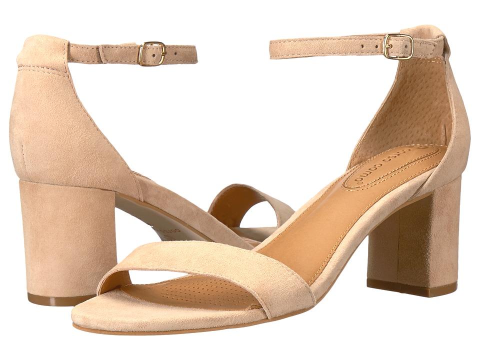 Corso Como - Caress (Nude Suede) Women's Shoes