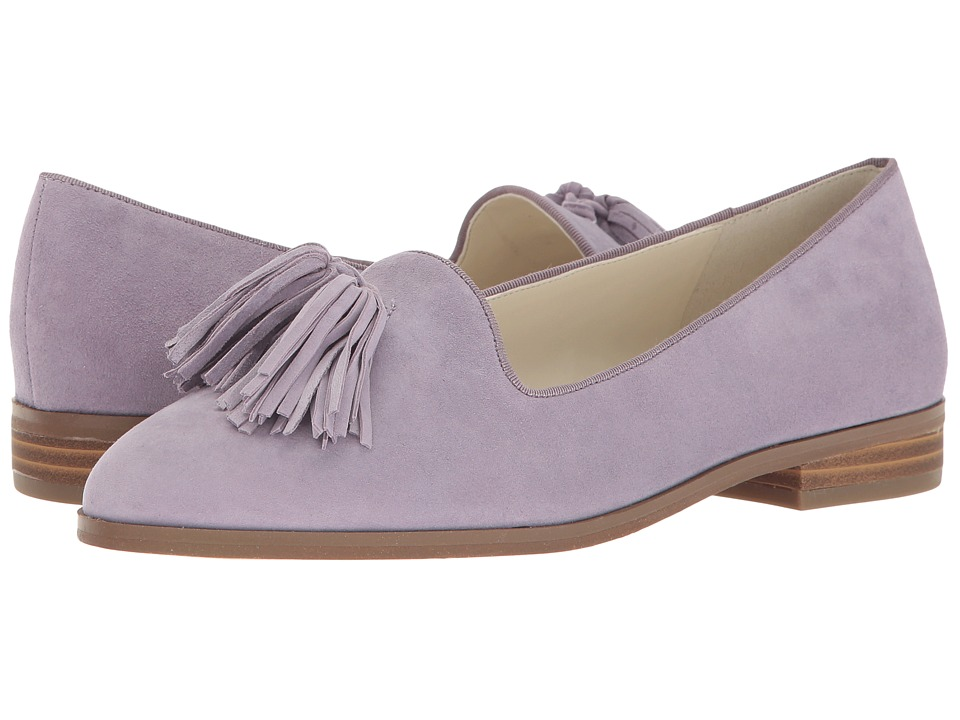 Anne Klein - Devina (Light Purple Suede) Women's Shoes