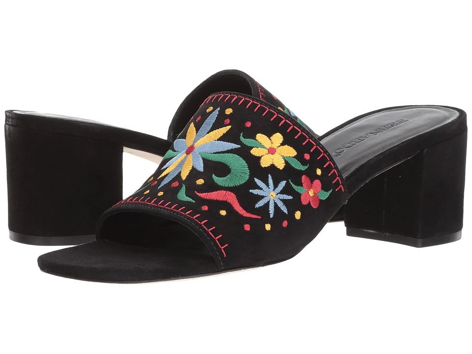 Image of Bernardo - Bailey (Black) Women's Slide Shoes
