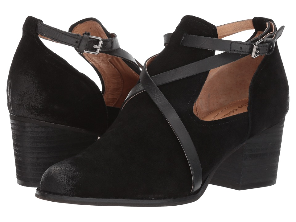 Corso Como - Hanna (Black Split Suede) Women's Shoes