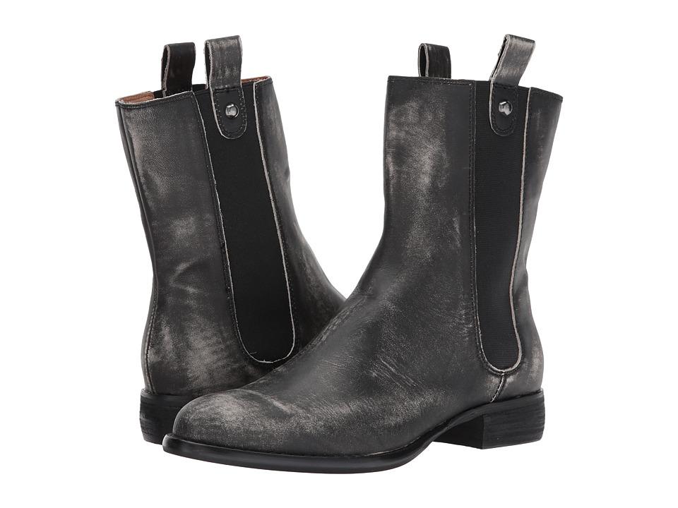 CC Corso Como Armando (Black Worn Leather) Women