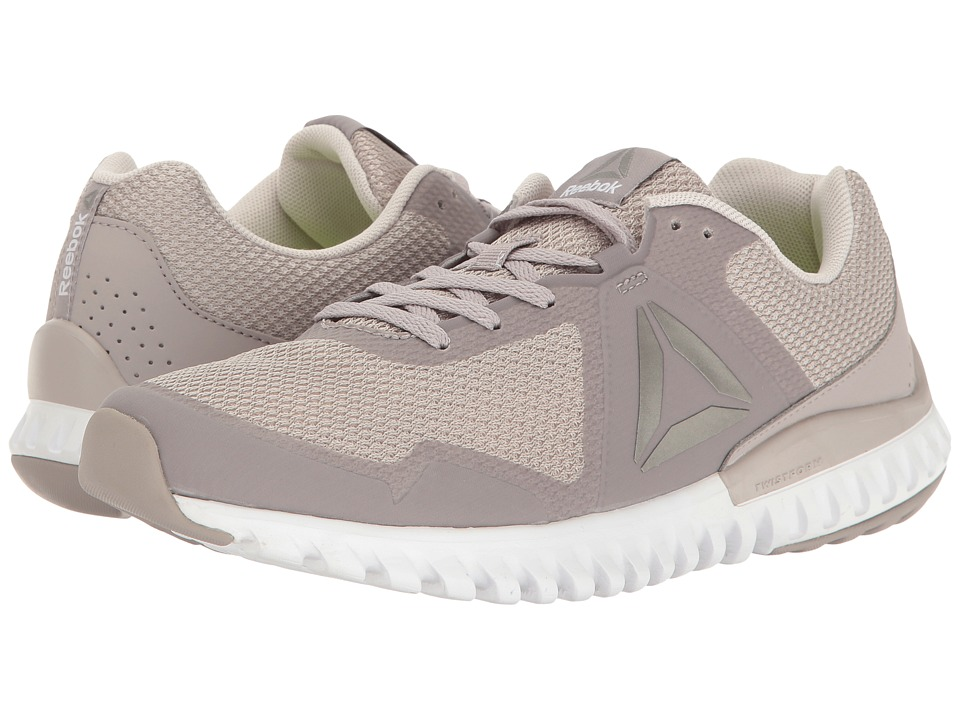 Reebok Twistform Blaze 3.0 MTM (Whisper Grey/Lilac Ash/White/Pewter) Women