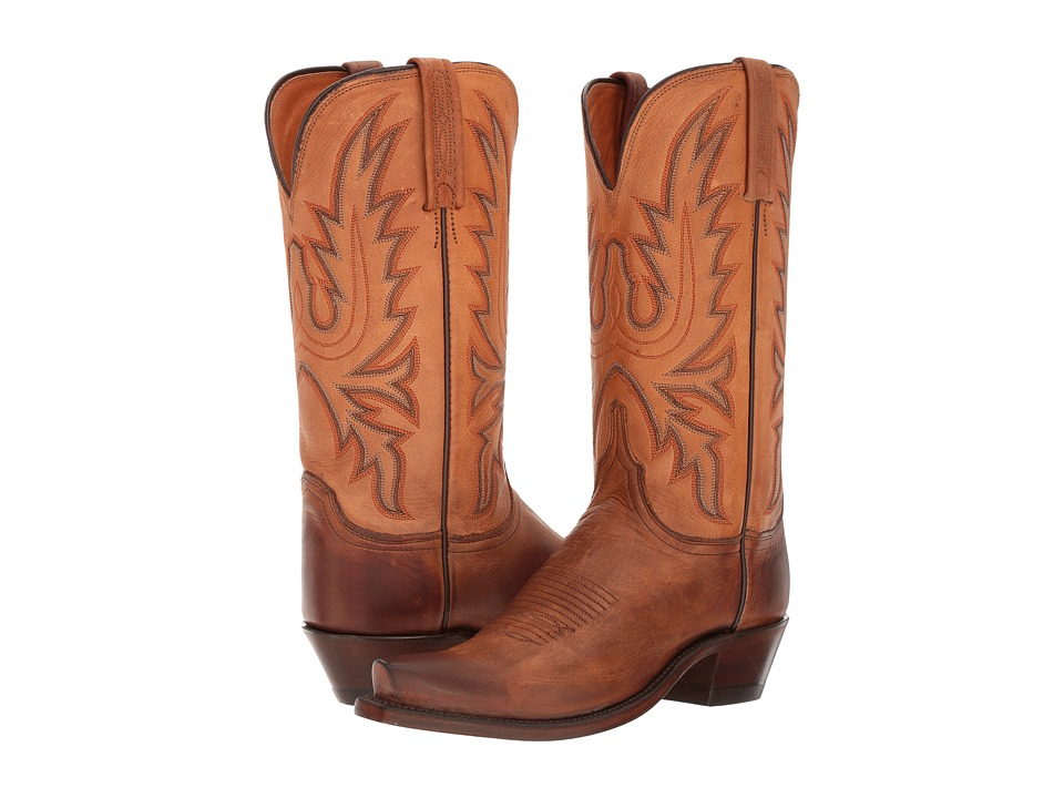Lucchese KD4502.54 (Tan Burnished) Women