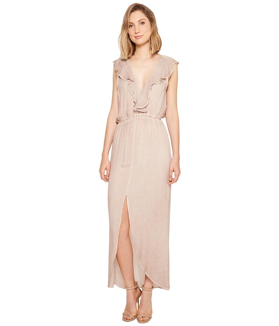 Young Fabulous & Broke - Bogota Dress (Ginger) Women's Dress
