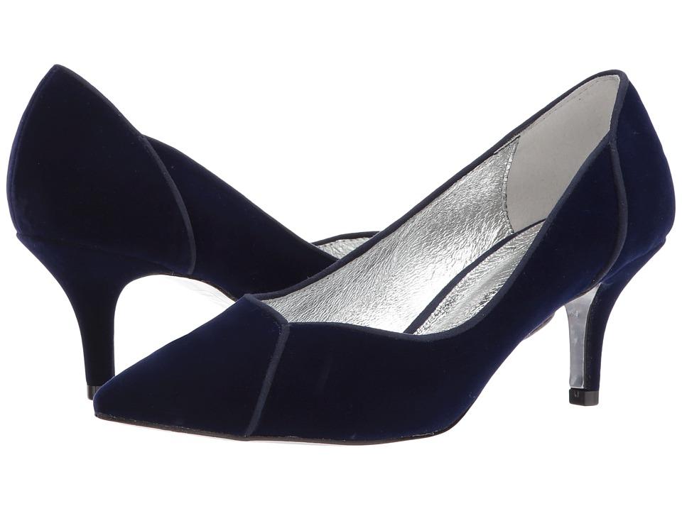 Adrianna Papell Havana (Blue Velvet) Women