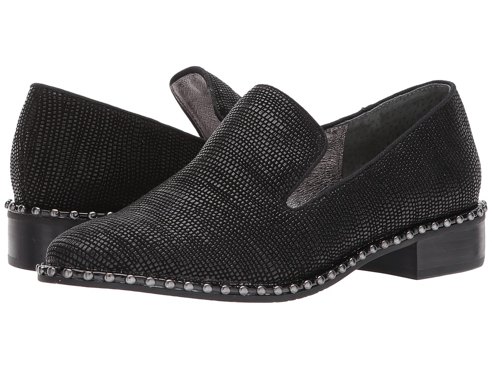 Adrianna Papell Prince (Black Galapagos Leather) Women