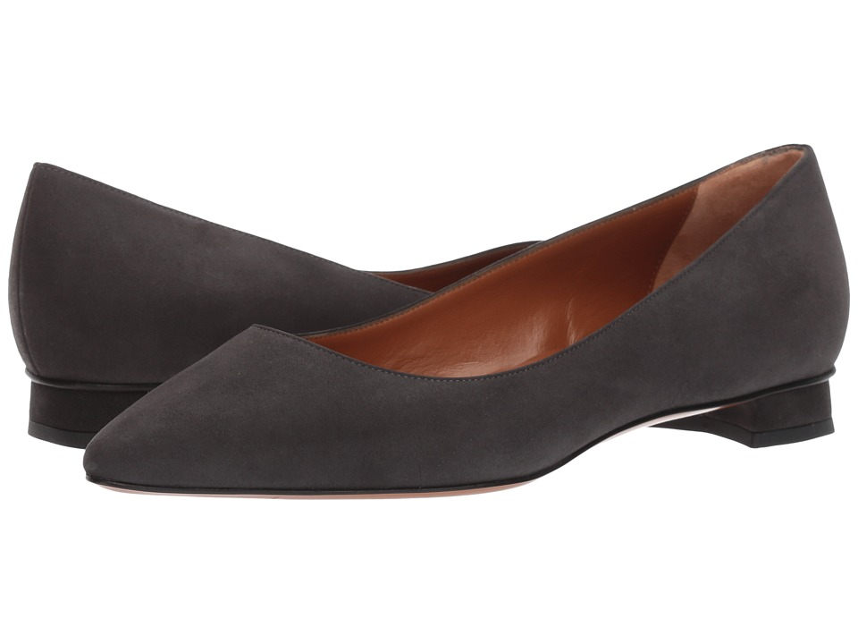 Aquatalia Perla (Anthracite Suede) Women