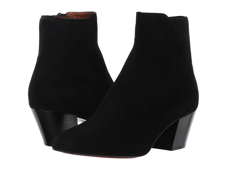 Aquatalia Flaviana (Black Suede) Women