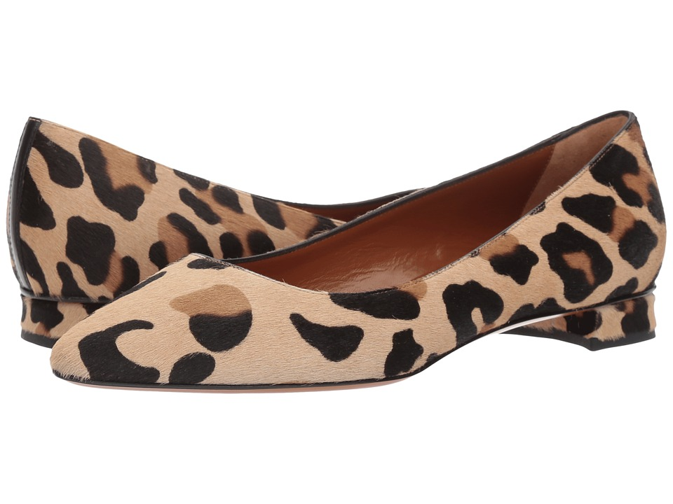Aquatalia Perla (Leopard Haircalf) Women