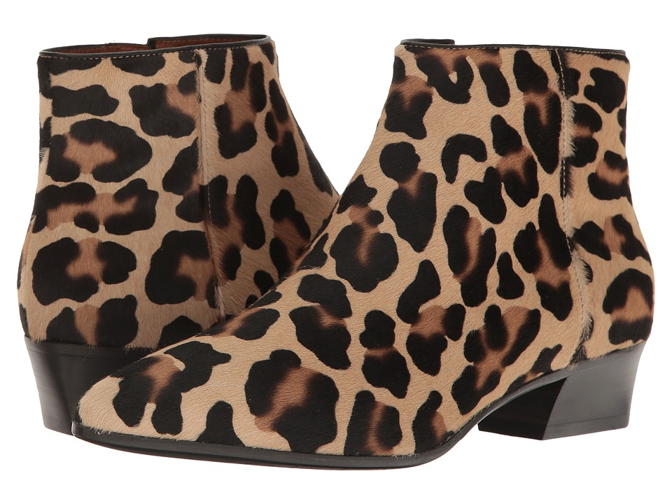Aquatalia Fire (Leopard Haircalf) Women
