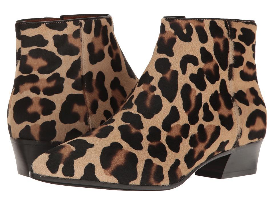 Aquatalia - Fire (Leopard Haircalf) Women's Boots