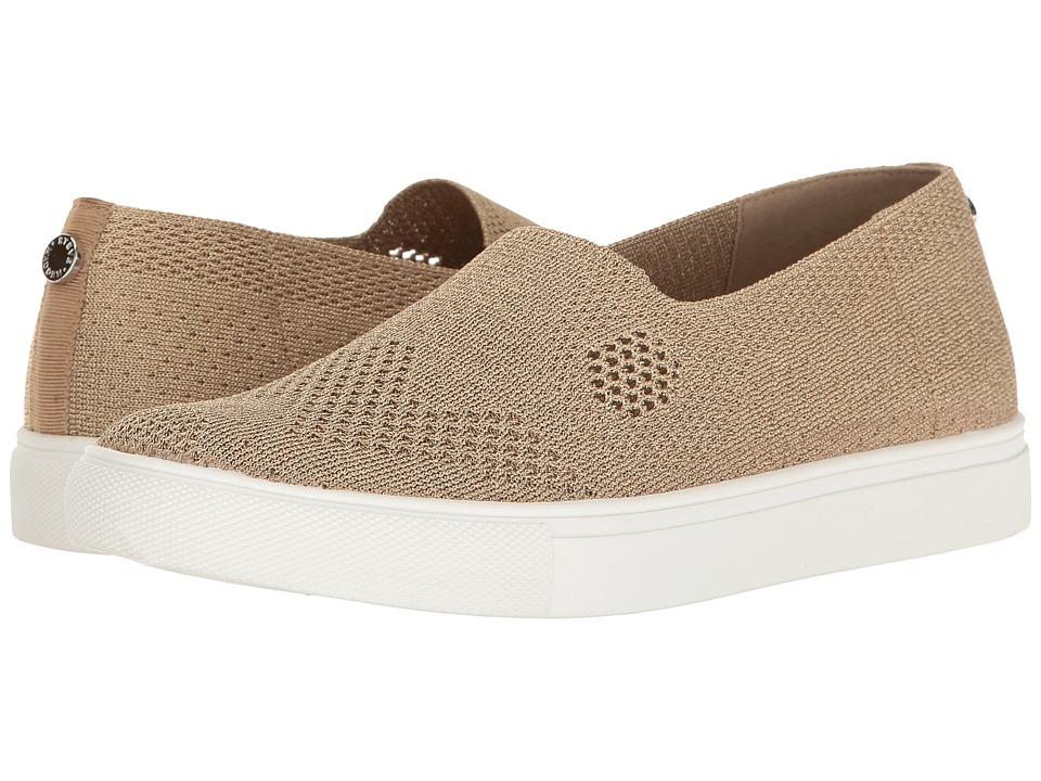 Steve Madden - Frankel (Gold) Women's Slip on Shoes