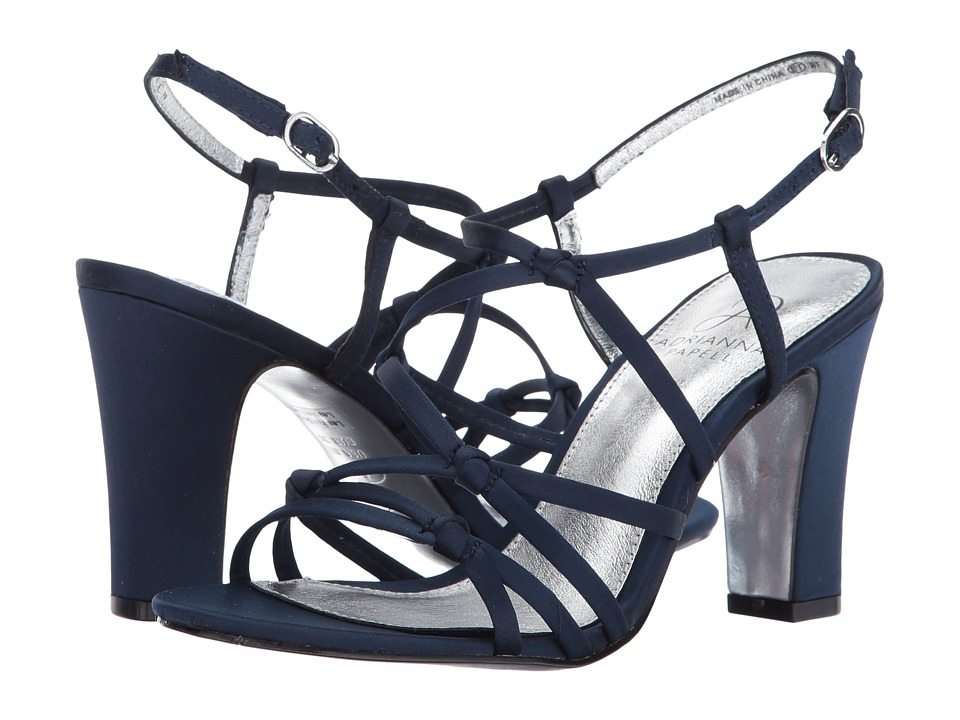 Adrianna Papell Adelson (Navy Classic Satin) Women