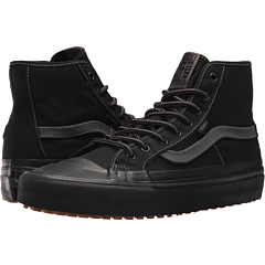 Black Ball Hi Hf by Vans