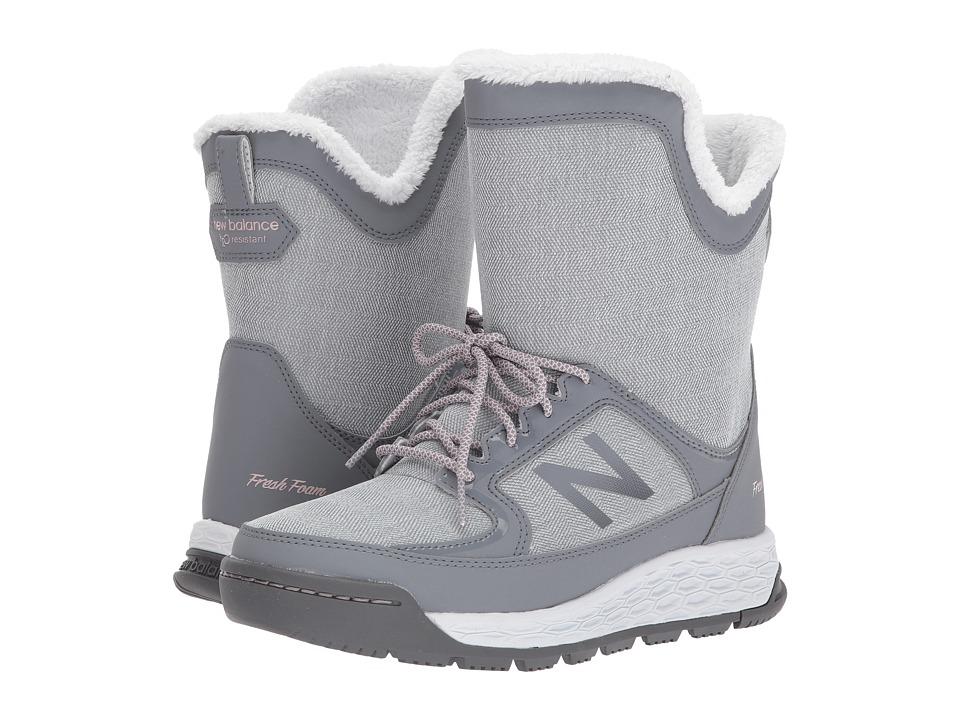 New Balance BW2100v1 (Grey/Grey) Women