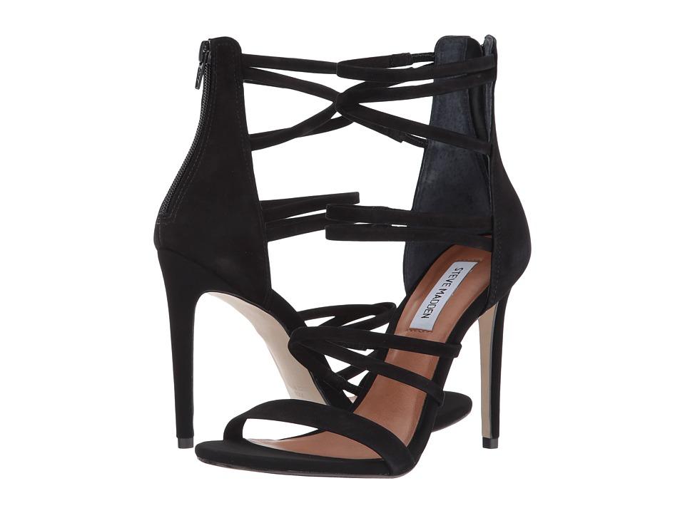 Steve Madden - Taytum (Black) High Heels