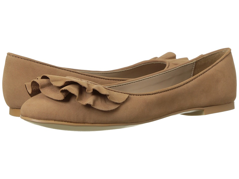 Steve Madden - Cannon (Tan Nubuck) Women's Slip on Shoes