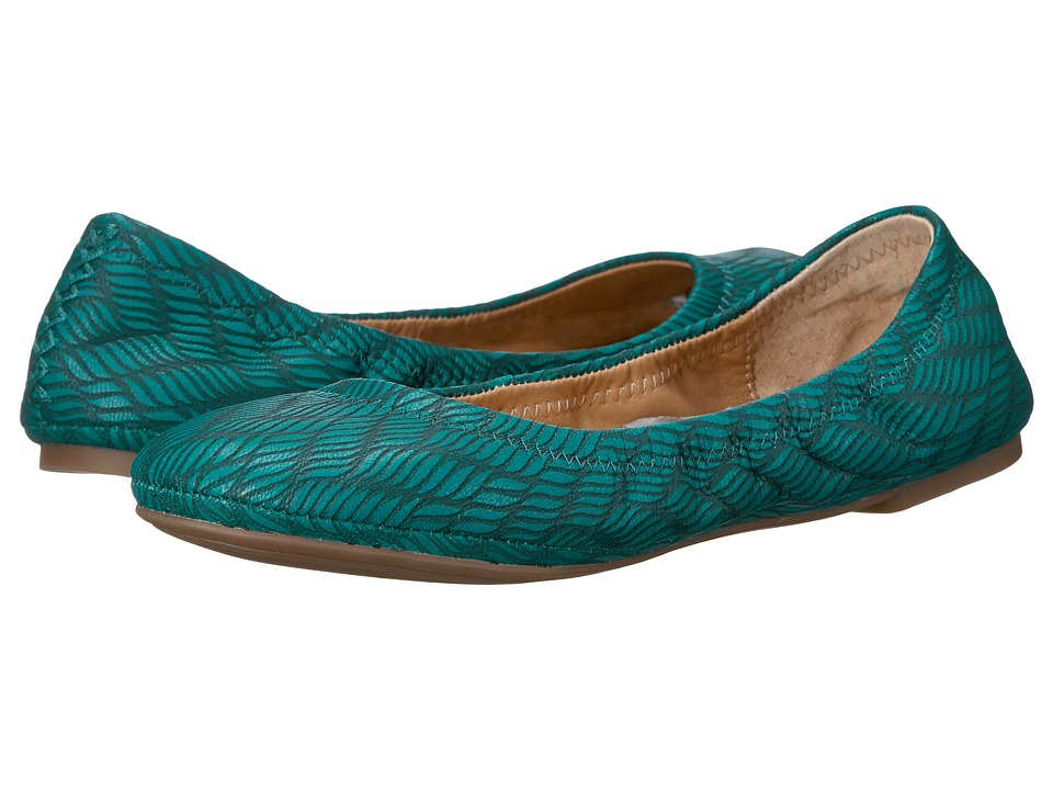 Lucky Brand - Emmie (Everglade) Women's Flat Shoes