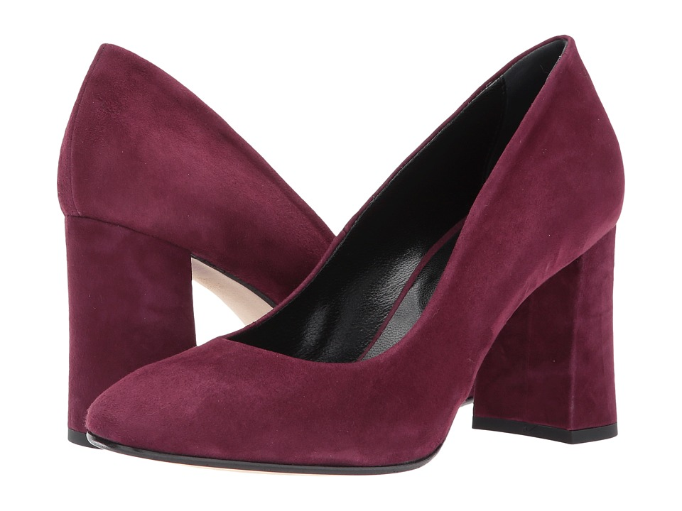 Cordani Hanette (Burgundy Suede) High Heels