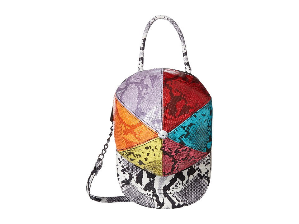 Circus by Sam Edelman - Francis Crossbody Bag (Black White/Yellow/Orange/Purple/Red/Turquoise/Pink/Black/Screen) Cross Body Handbags