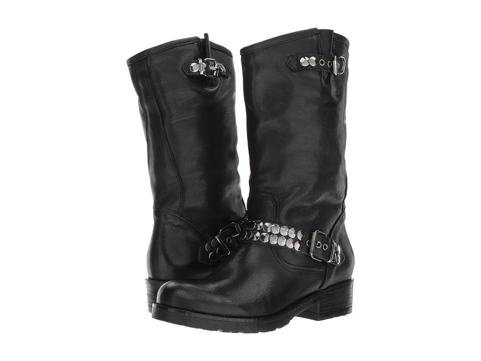 Cordani Pergola (Black Leather) Women