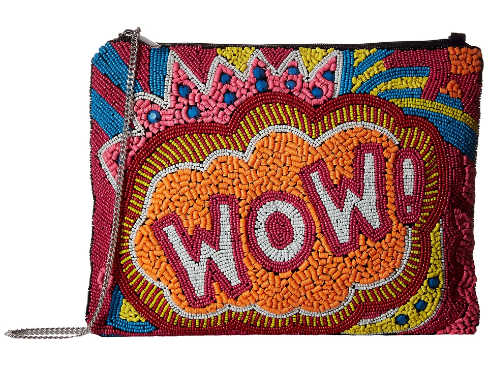 Circus by Sam Edelman - Wow Clutch (Multicolor) Handbags