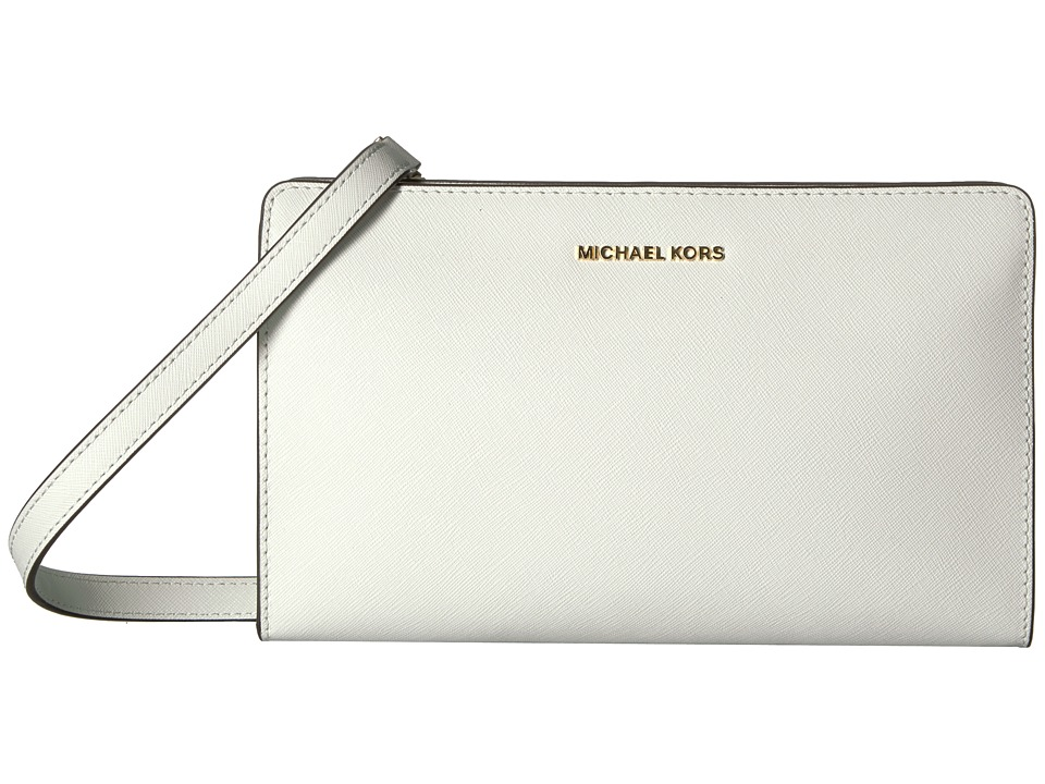a9d96f13554d UPC 190049703694 product image for MICHAEL Michael Kors - Jet Set Travel  Large Crossbody Clutch ...