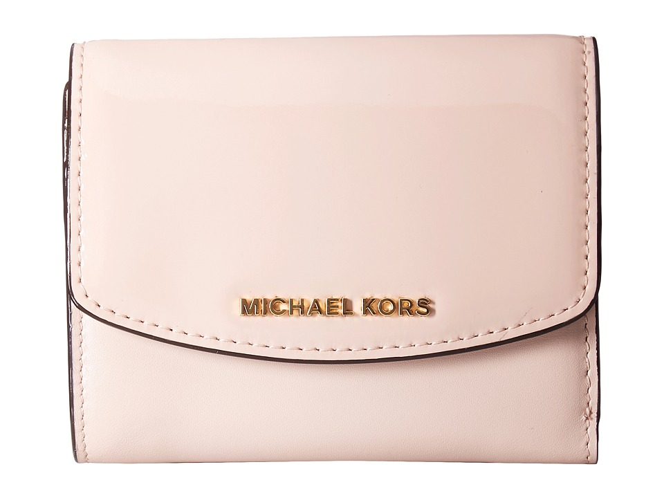 MICHAEL Michael Kors - Ava Carryall Card Case (Ballet) Credit card Wallet