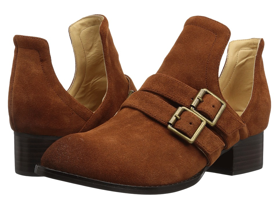 Sbicca - Forager (Tan) Women's Boots