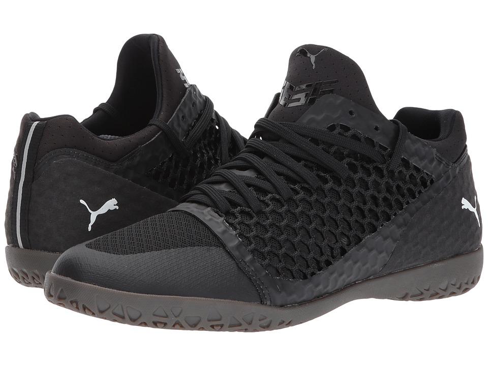 PUMA - 365 Netfit CT (Fiery Coral/PUMA White/Toreador) Men's Shoes