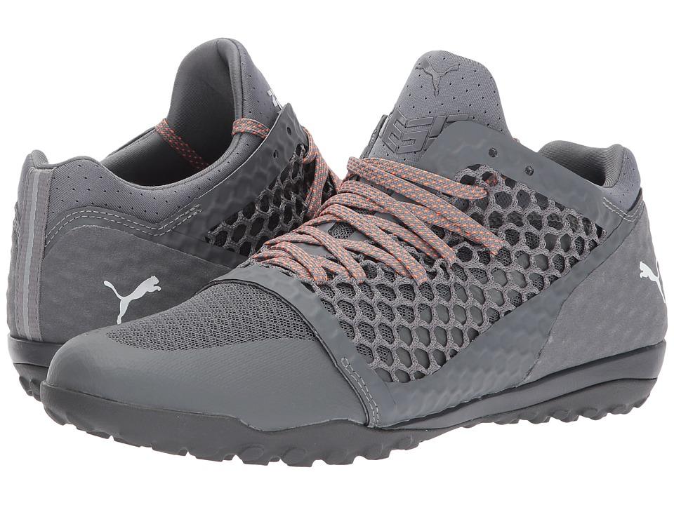 PUMA - 365 Netfit ST (Fiery Coral/PUMA White/Toreador) Men's Shoes