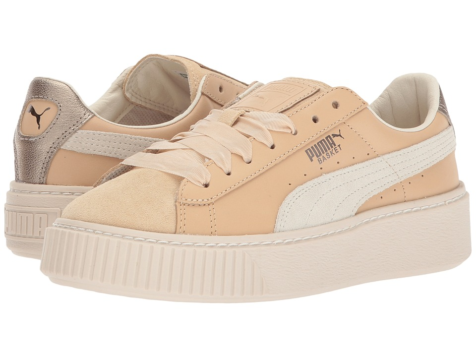 PUMA Puma Platform Up (Natural Vachetta/Birch) Women