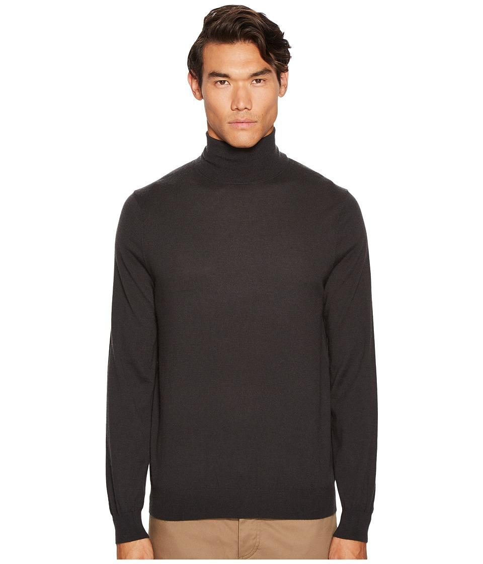 Vince Turtleneck Sweater (Burnt Wood) Men