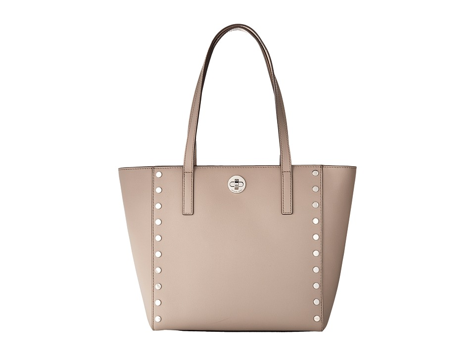 MICHAEL Michael Kors - Rivington Stud Medium Tote (Cement) Tote Handbags