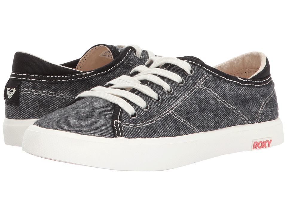 Roxy North Shore (Washed Charcoal Grey) Women