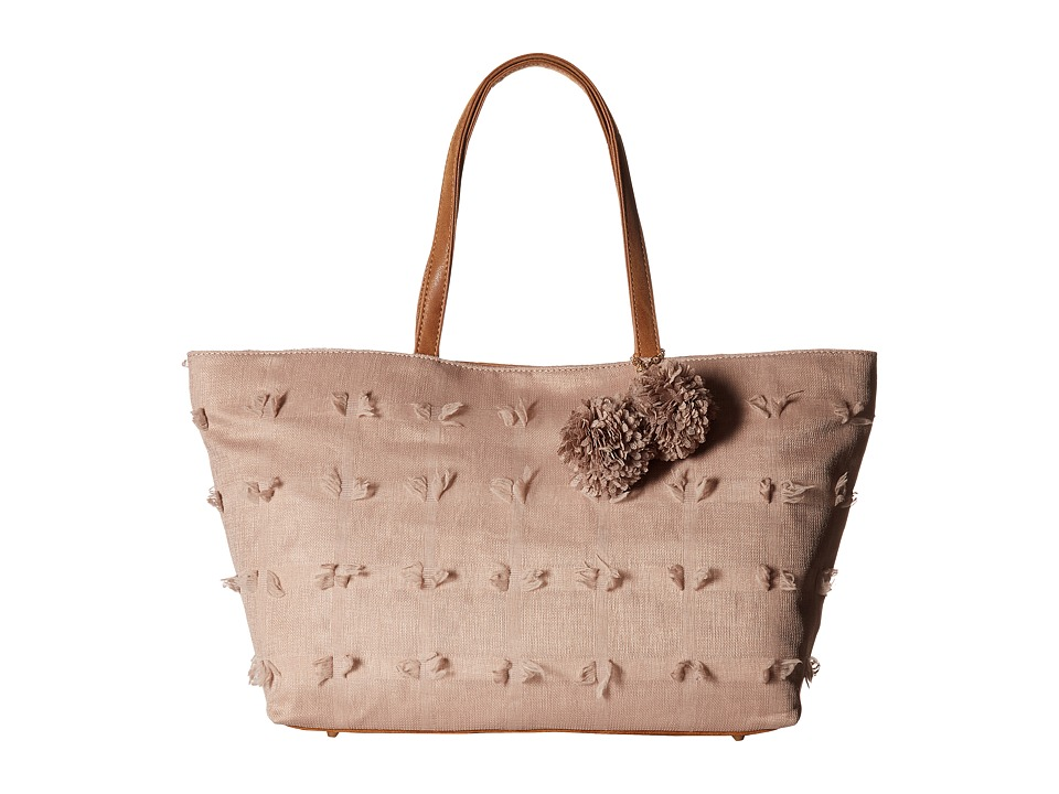 Deux Lux - Blossoms Tote (Blush) Tote Handbags