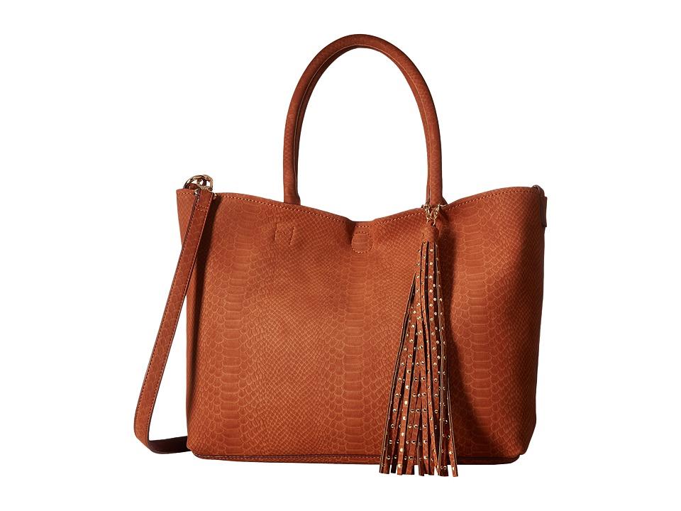 Deux Lux - Juniper Tote (Charcoal) Tote Handbags