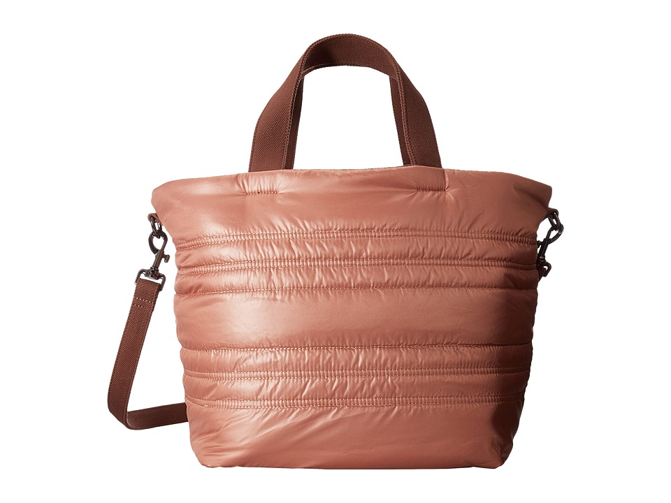 Deux Lux - NYC Nylon Tote (Blush) Tote Handbags
