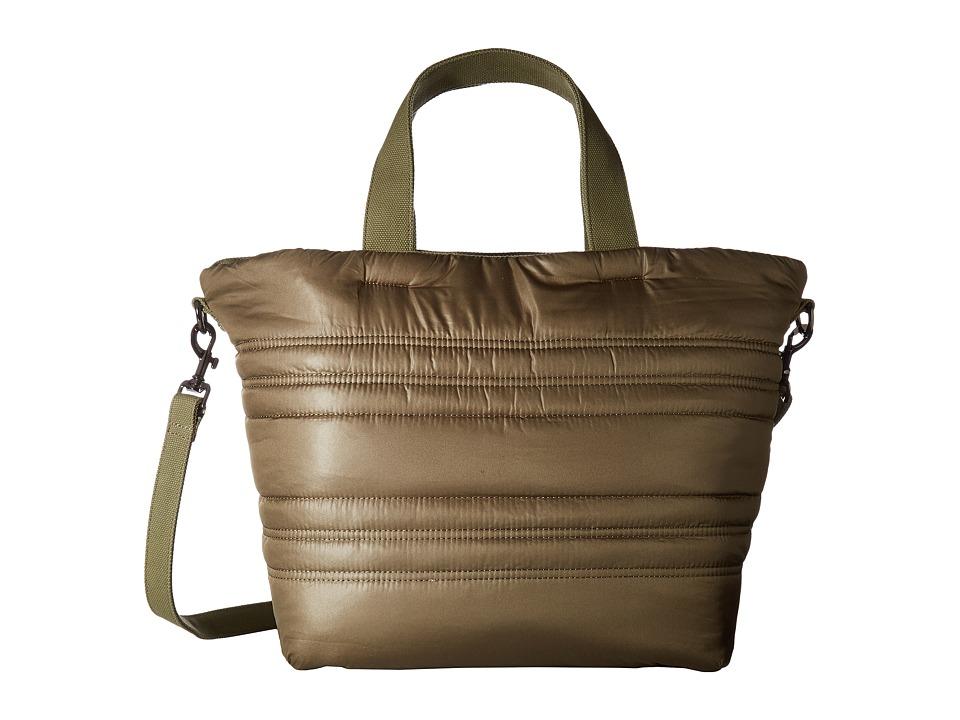 Deux Lux - NYC Nylon Tote (Olive) Tote Handbags