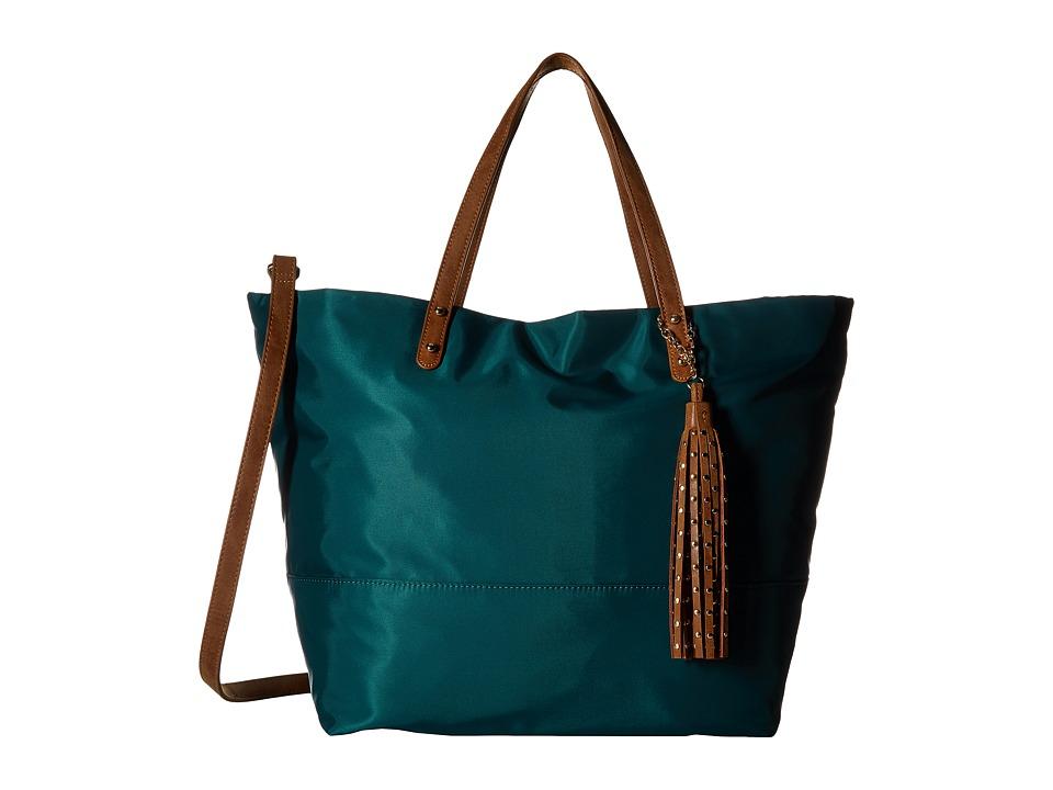 Deux Lux - Linden Tote (Hunter) Tote Handbags