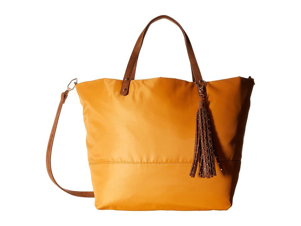 Deux Lux - Linden Tote (Mustard) Tote Handbags
