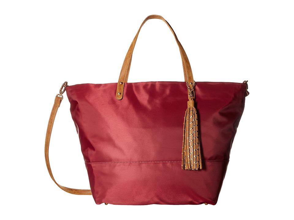 Deux Lux - Linden Tote (Rhubarb) Tote Handbags